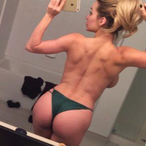 Lindsey Pelas ass selfie