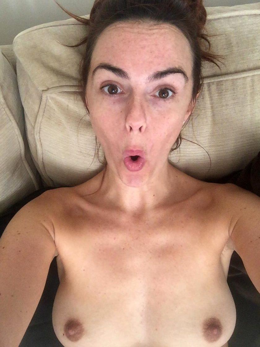 Jennifer Metcalfe topless nude