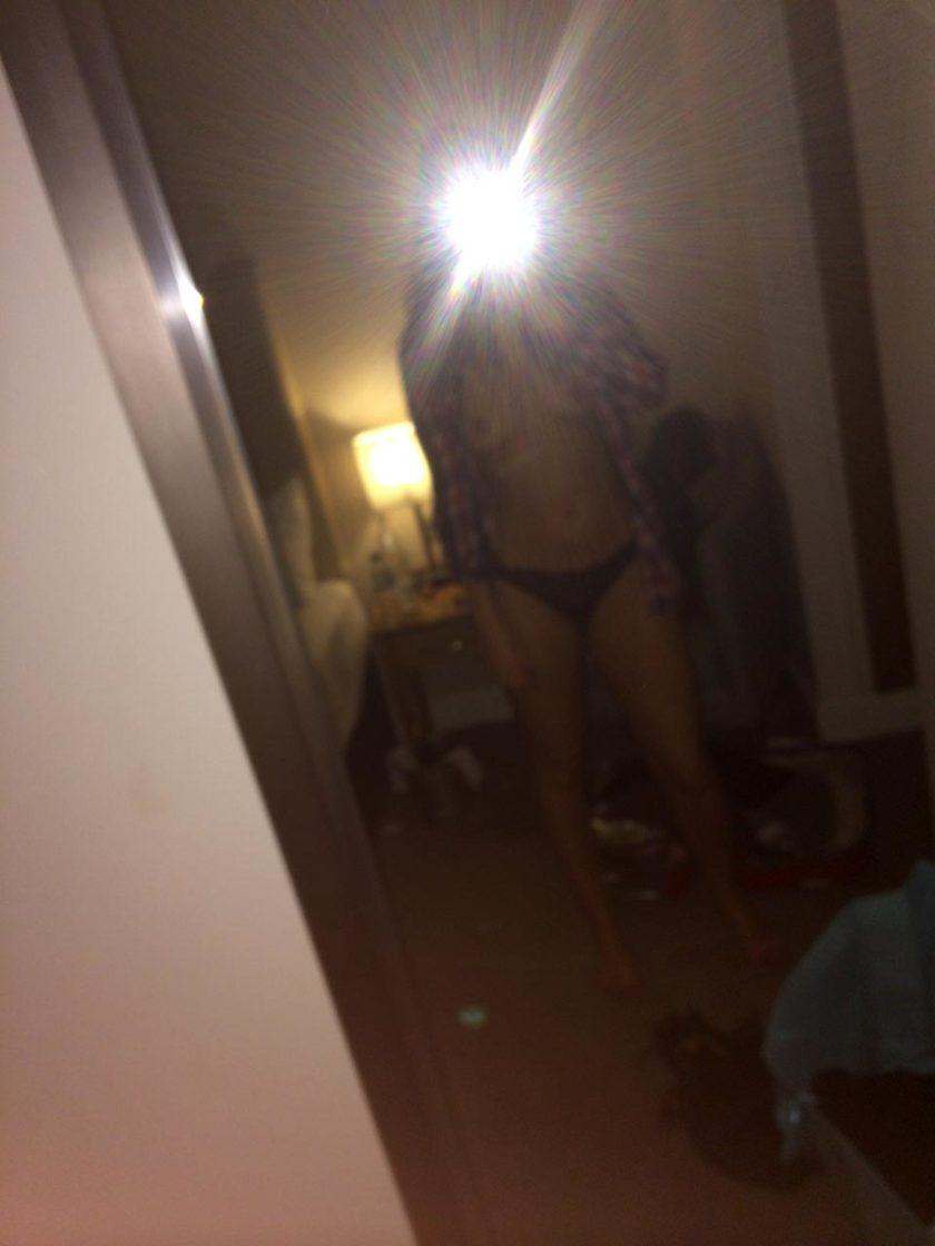 Jennifer Metcalfe nude selfie