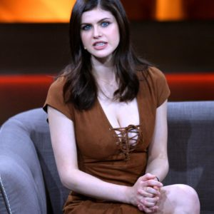 Alexandra Daddario big boobs