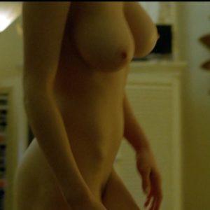 Alexandra Daddario topless pic