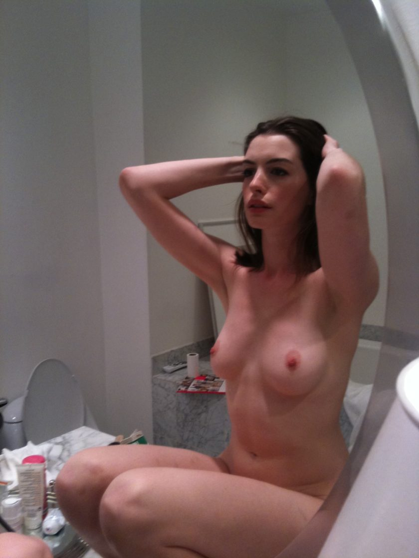 Anne Hathaway leaked fappening photo