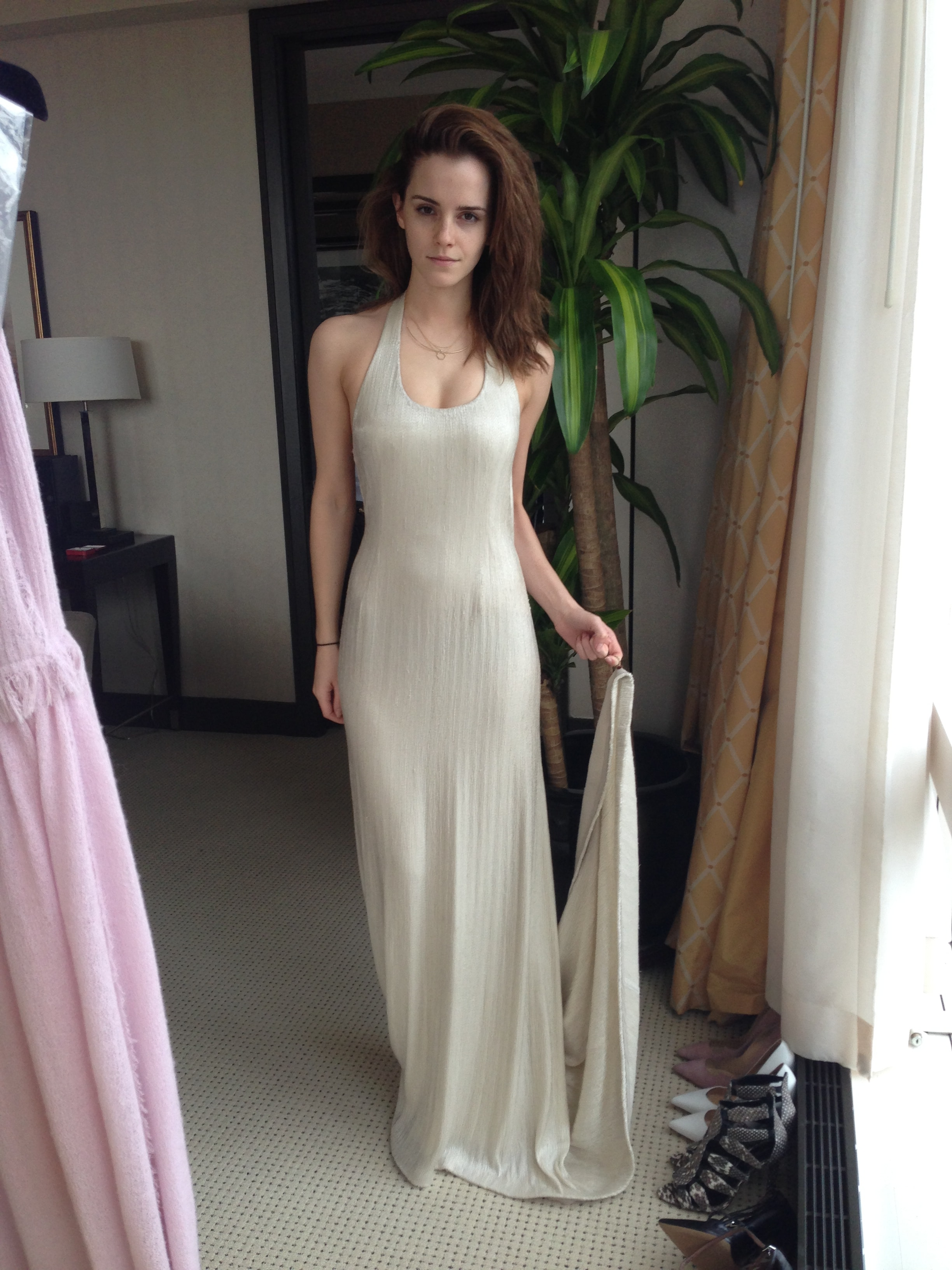 Unseen Emma Watson Nude Leaked Pics  Fappening Collection-6872