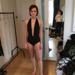 Emma Watson small boobs