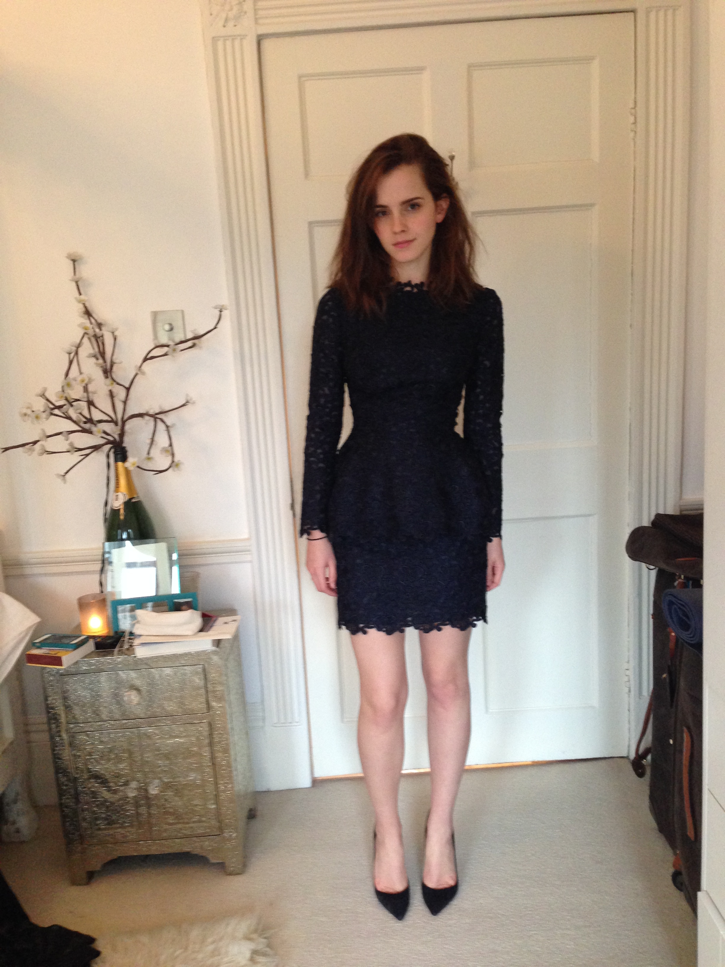 Unseen Emma Watson Nude Leaked Pics  Fappening Collection-1493