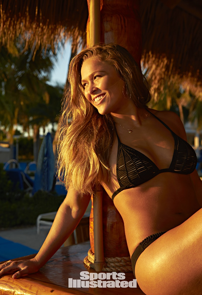 leaked pictures rousey Ronda