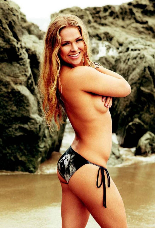 Ronda Rousey fucking