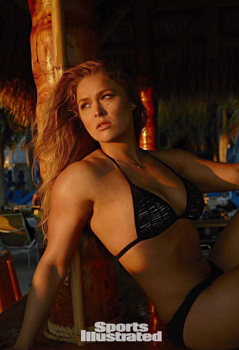 Ronda Rousey leaked nude photo
