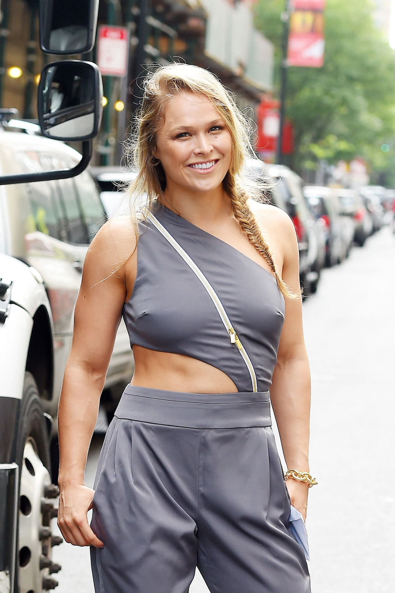 Ronda Rousey photoshoot