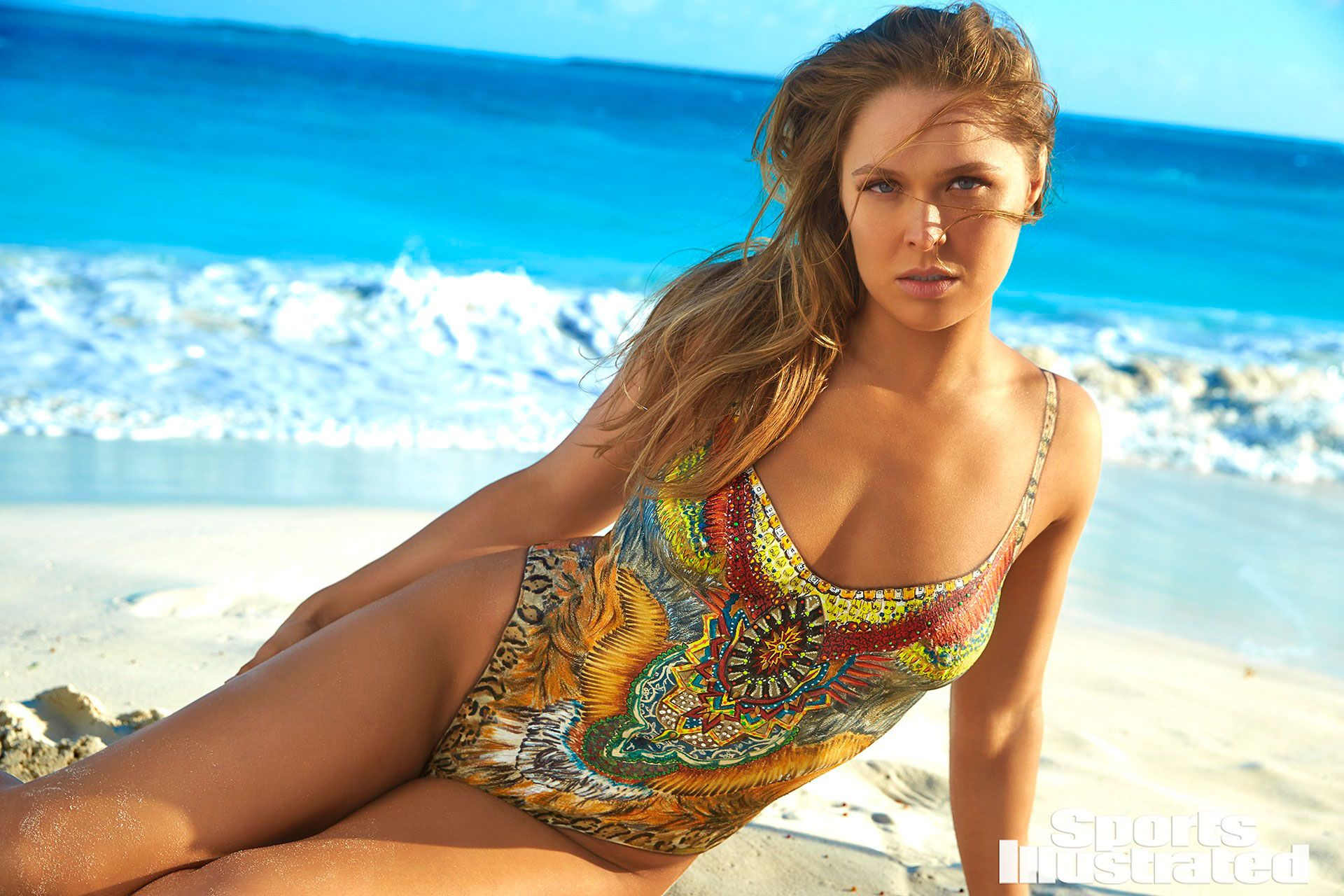 Ronda Rousey sexy leaks