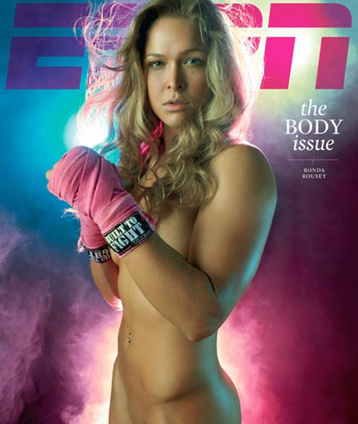 Ronda Rousey xxx