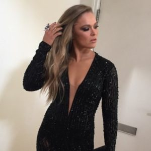 Ronda Rousey Nude iCloud Selfies Leaked – FULL COLLECTION!