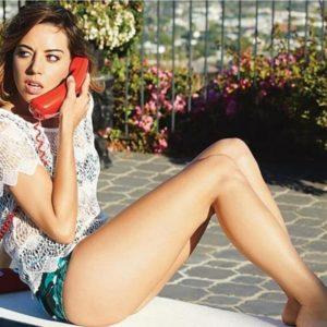 Aubrey Plaza | CelebrityRevealer 30