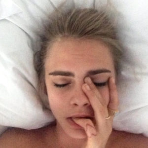 Cara Delevingne Full NUDE Leak from The Fappening!