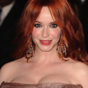 Christina Hendricks nice titties