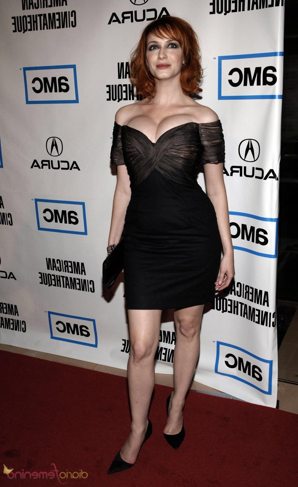 Christina Hendricks Hacked Nude Pictures-9732