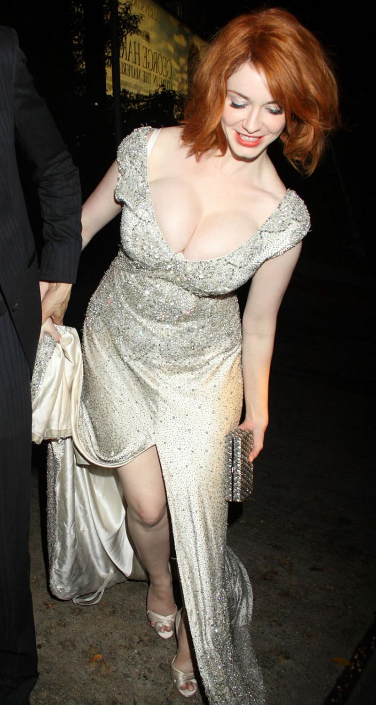 Christina Hendricks sexy nude picture
