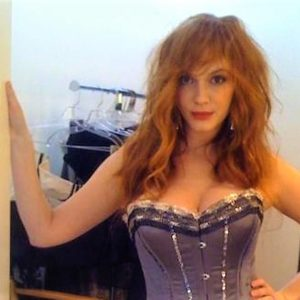 Christina Hendricks Hacked Nude Pictures