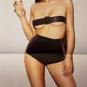 Kylie Jenner naughty cat