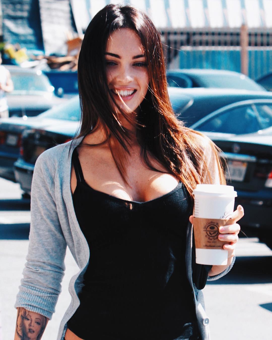 Megan Fox big boobs
