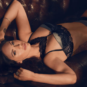 Megan Fox bra