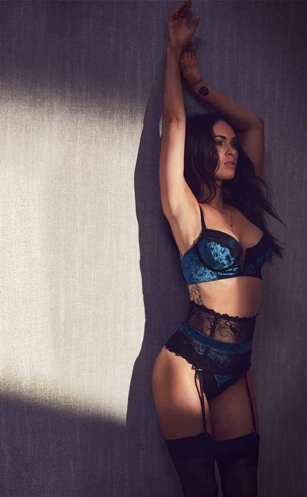 Megan Fox posing