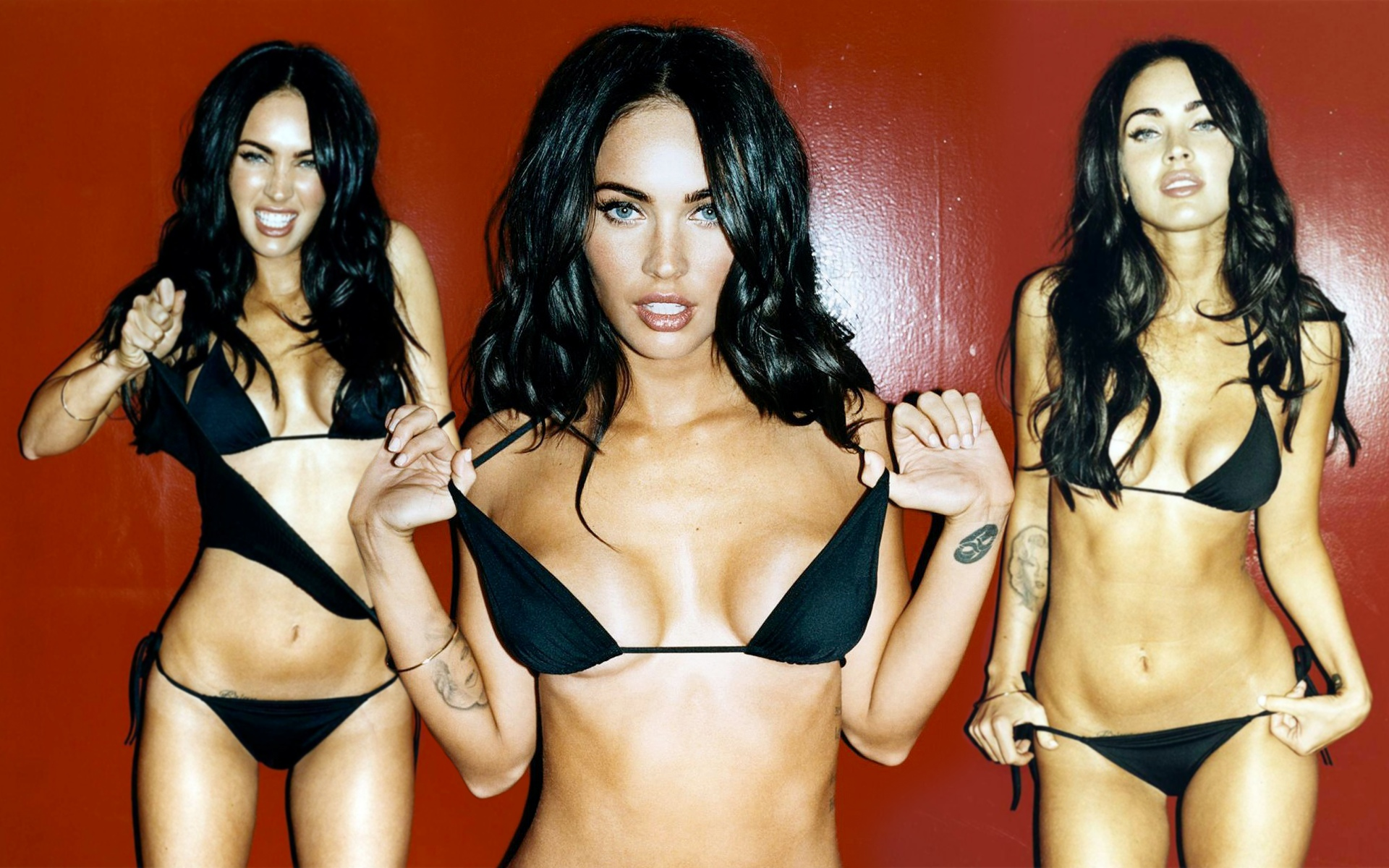 Megan Fox small boobs