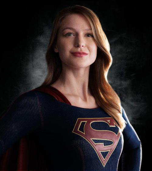 Melissa Benoist boobs showing