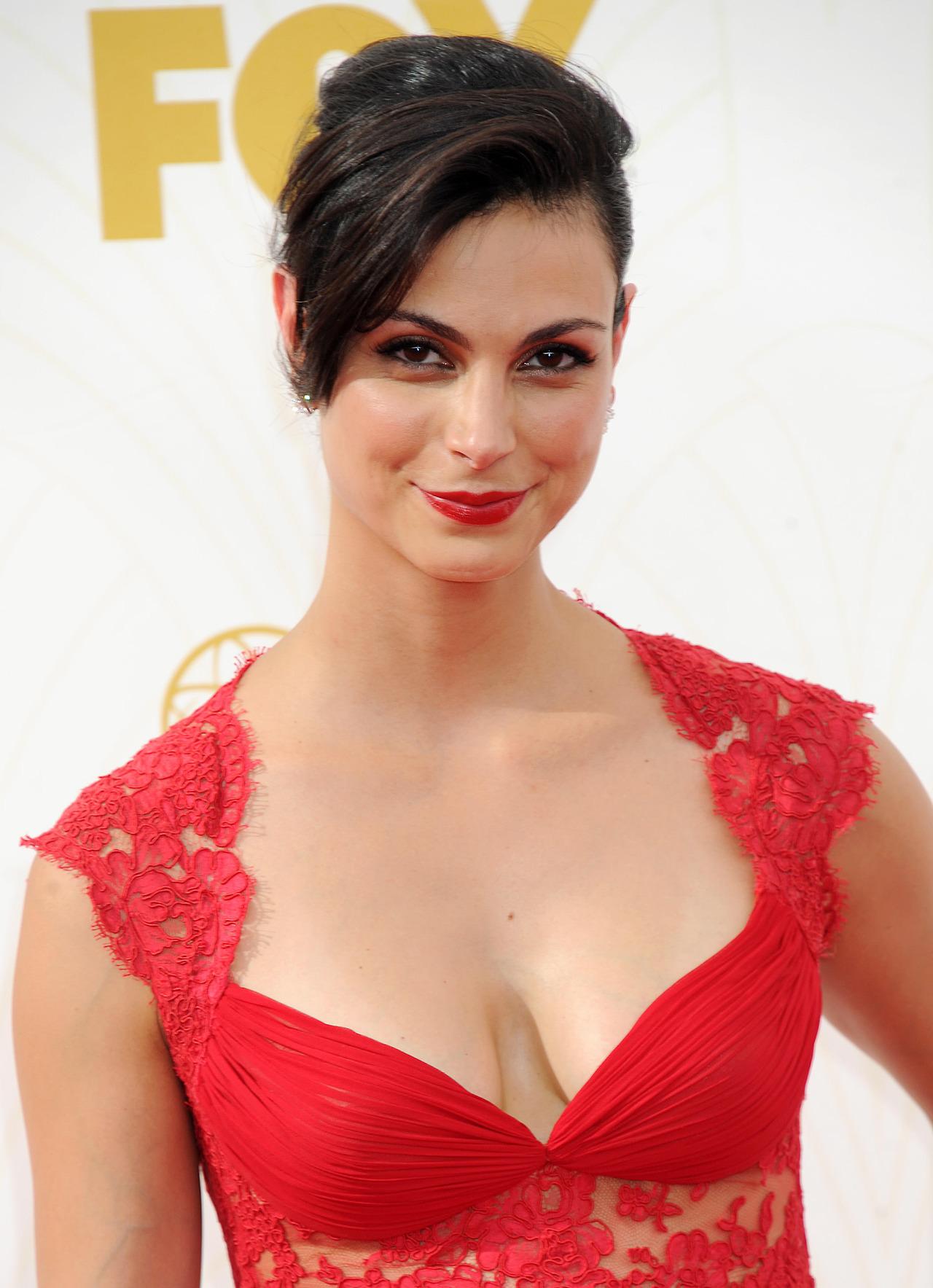 Morena Baccarin fucking