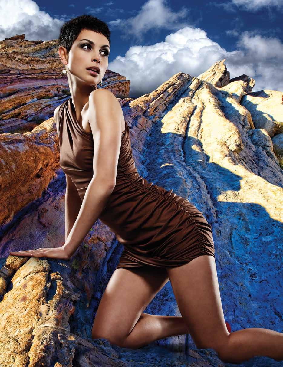 Morena Baccarin photoshoot