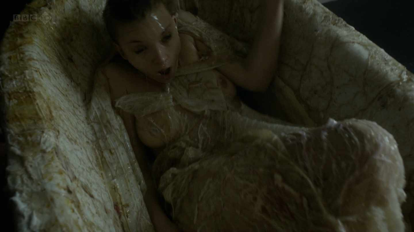 Natalie Dormer riding hard cock