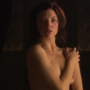Natalie Dormer topless picture
