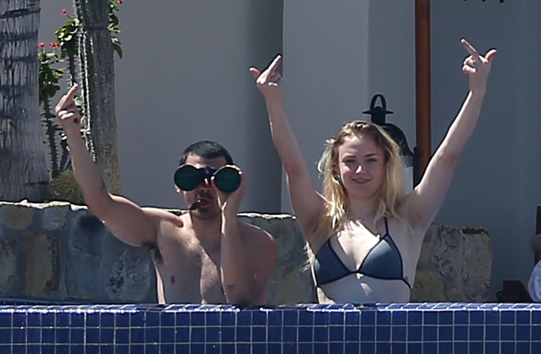 Sophie Turner big boobs