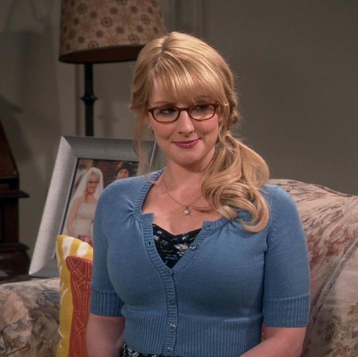 Melissa Rauch glasses