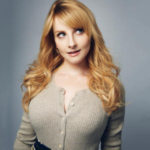 Melissa Rauch busty boobs
