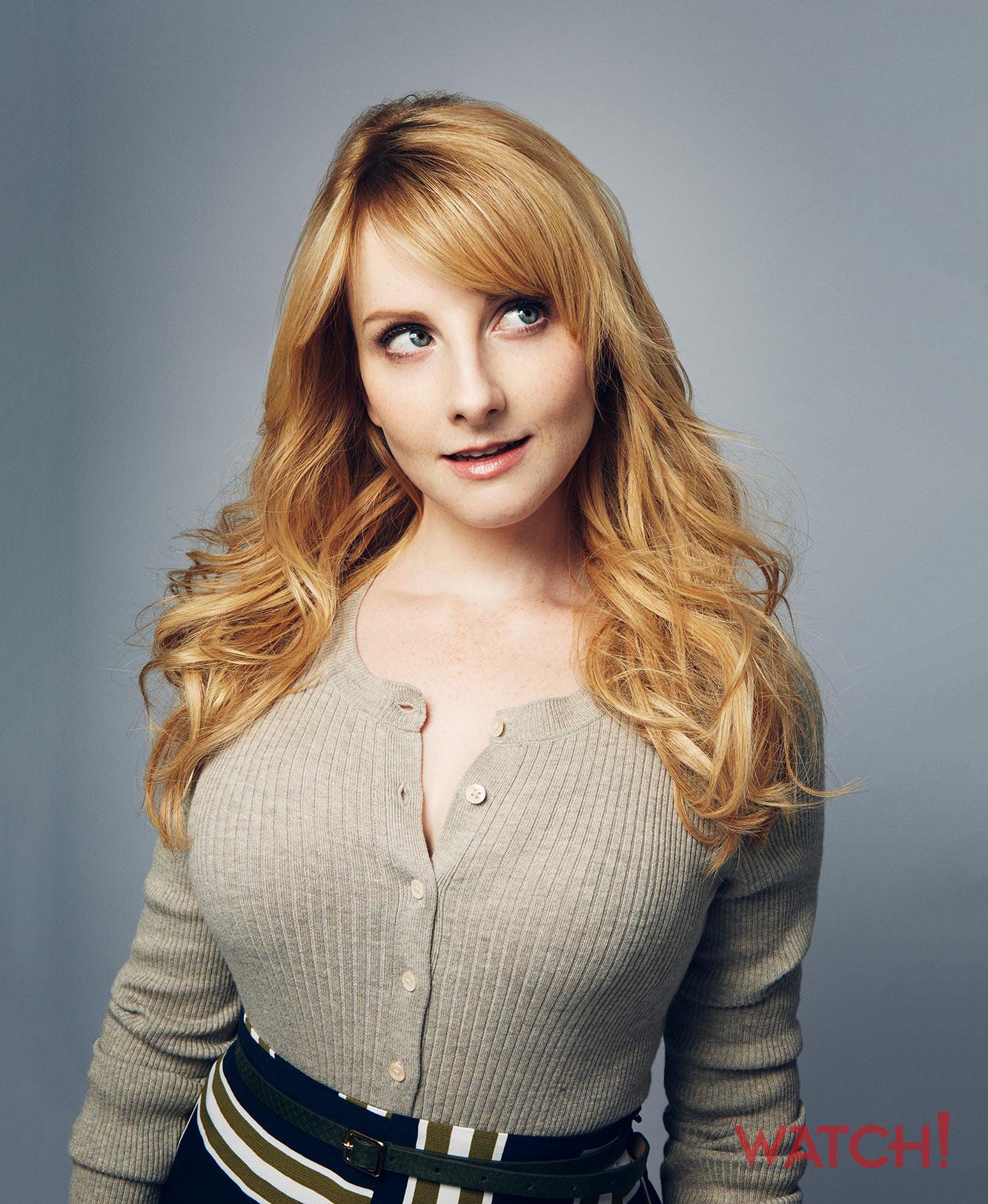 Melissa Rauch busty boobs